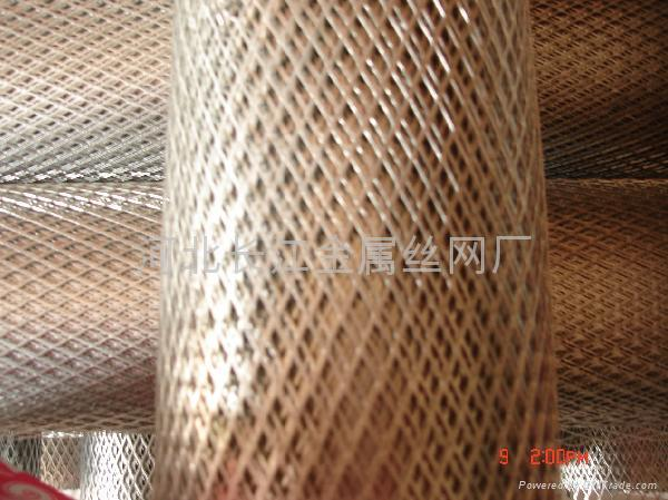aluminum expaned metal mesh 2