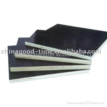 黑膜建筑模板 2