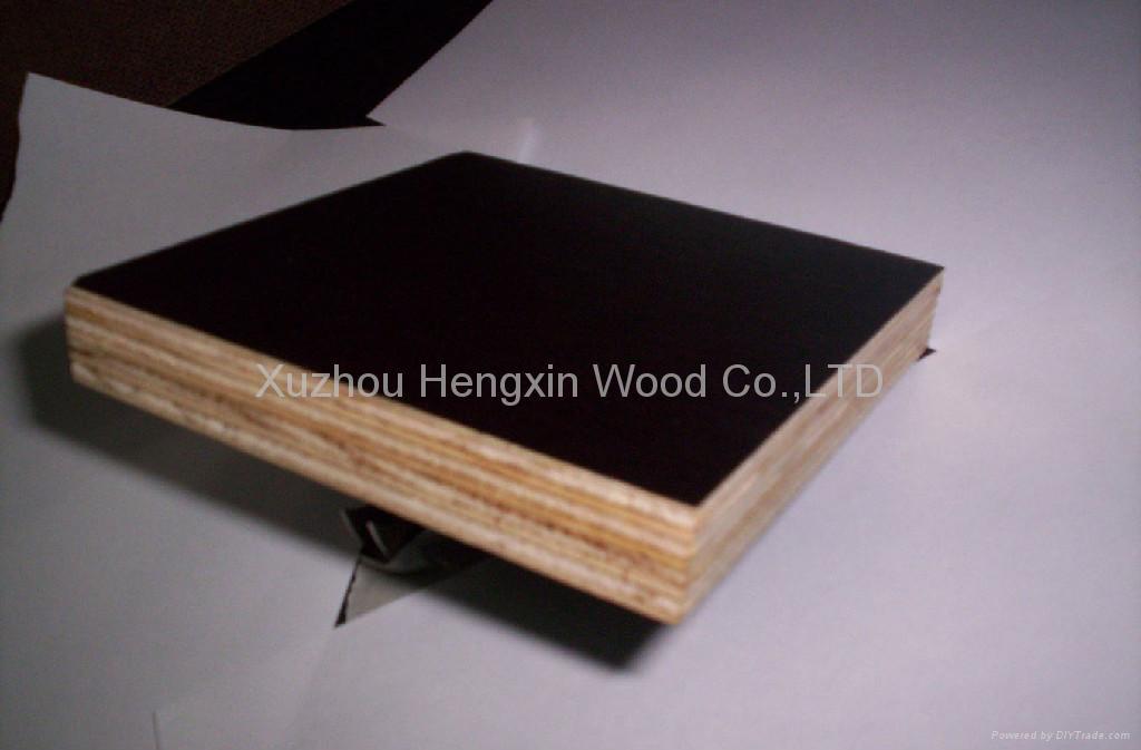 黑膜建筑模板 4