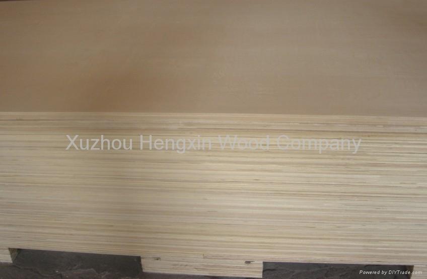 桦木家具级胶合板 5