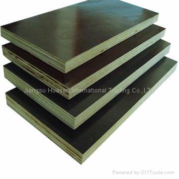 棕/黑膜建筑模板-主打产品 1