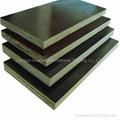 Brown/Black film faced plywood-key