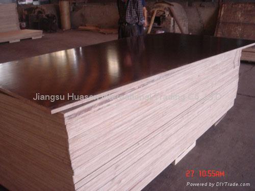 棕/黑膜建筑模板-主打产品 2