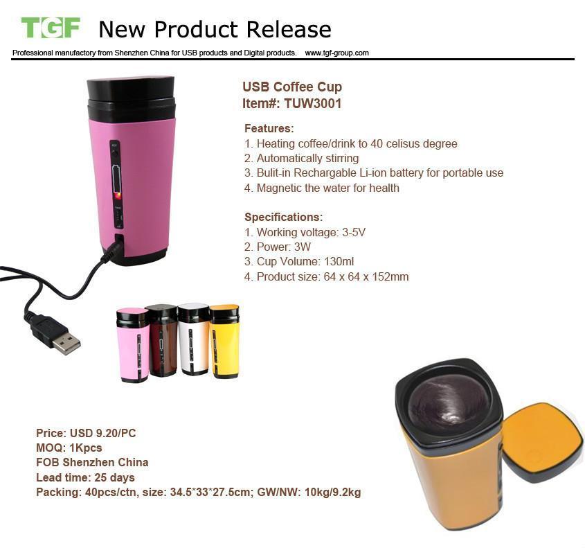 USB Coffee Cup 3