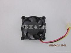 On-board inverter heat dc fan 4010