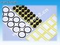 EVA制品,環保EVA沖型,透明膠墊,硅橡膠墊,單雙面泡棉膠 4