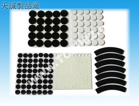 EVA制品,環保EVA沖型,透明膠墊,硅橡膠墊,單雙面泡棉膠 5