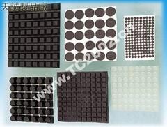 青海EVA膠墊,硅膠墊,橡膠墊,透明膠墊,玻璃膠墊