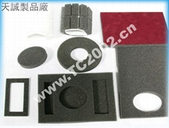 東莞海棉制品,海棉沖型,高壓縮海棉,高密度海棉,海棉腳墊