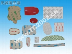 TESA,3M,T4000,NITTO,PE超強泡棉膠模切