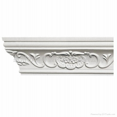 PU Carving Cornice Moulding