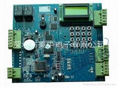 castle無人值守稱重系統專用控制板