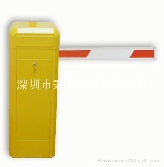 停車場出入口道閘管理系統 5