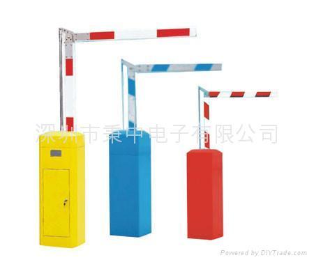 停車場出入口道閘管理系統 1
