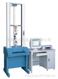 電腦伺服控制材料拉力試驗機 1