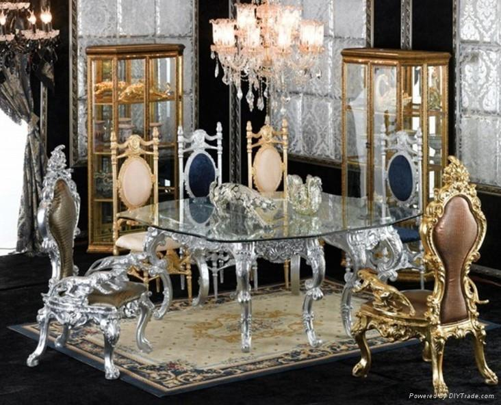 Remarkable Luxury Dining Room Sets 732 x 592 · 88 kB · jpeg