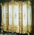 European  antique bedroom furniture set