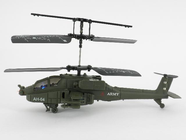 infrared control helicopter instructions