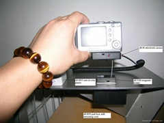 camera display alarm system
