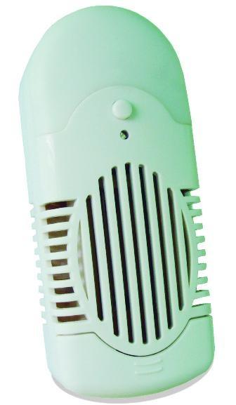 衛生間除臭器(壁插式空氣清新機)+小夜燈 1