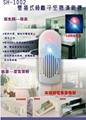 衛生間除臭器(壁插式空氣清新機)+小夜燈 2