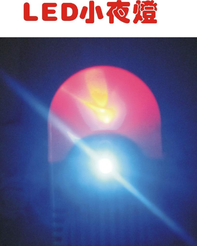 衛生間除臭器(壁插式空氣清新機)+小夜燈 3