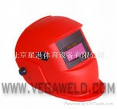 series Auto darkening helmets(For high quality welding users)