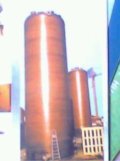 天津玻璃钢储罐水箱冷却塔防腐 2