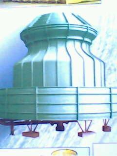 天津玻璃钢储罐水箱冷却塔防腐 5