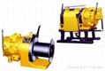 QJ series of air winches