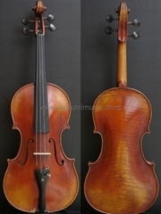 Violin Copy of Guarneri Cannon 1743
