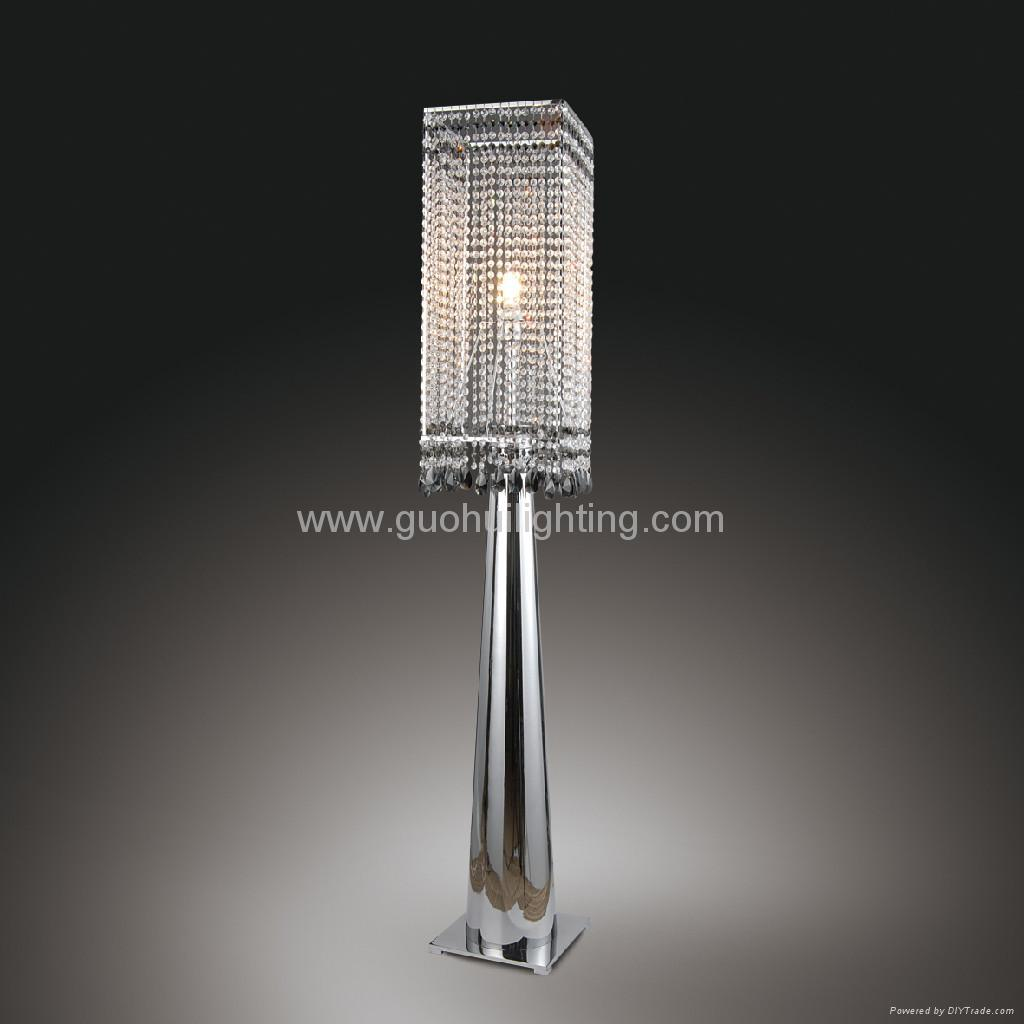 Floor Lamps Crystal | Interior Decorating