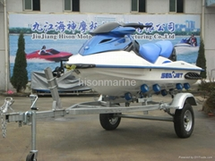 Motorboat/Jet Ski trailer