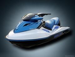 Motorboat with 1400cc 4 stroke Suzuki Engine