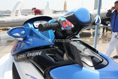 Waverunner with 1400cc 4 stroke Suzuki Engine