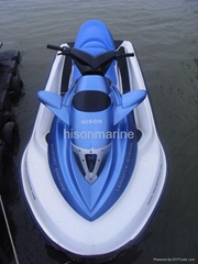 Speedboat with 1400cc 4