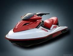 Jet Ski with 4 Stroke Suzuki DOHC Engine