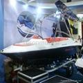 Motor Boat with Twin Suzuki Inboard