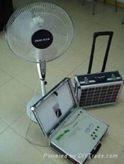 Solar Portable Power Case