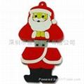 Santa Claus usb flash drive