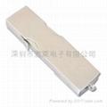 Metal usb flash stick with clip usb cap