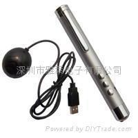 Remote control laser pointer  1