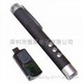 Remote control laser pointer  2