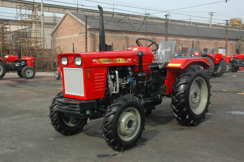 泰山牌拖拉机ts304 组别1 产品目录 泰山牌拖拉机 高清图片