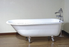 Antique Cast Iron Bath Tub (BGL-81)