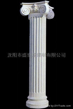 grc欧式构件—柱子图片