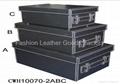 Faux Leather (PU, PVC) Or Genuine