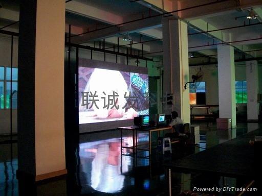 山東P25戶外顯示屏廠家批發 3