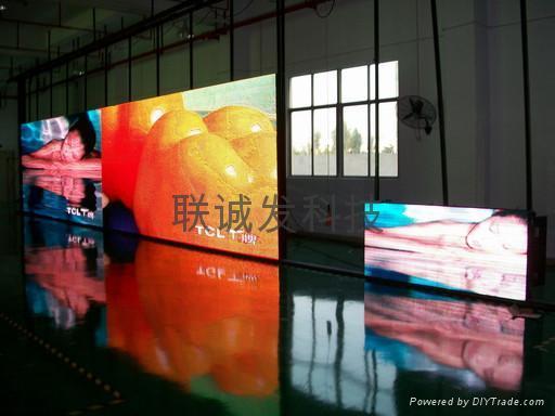 內蒙古P20戶外全彩LED顯示屏現貨批發 2
