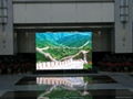 LED室內表貼全彩顯示屏 2